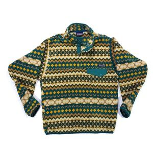e05ab9657 ... Patagonia Synchilla Snap T Fleece Pullover Western ...